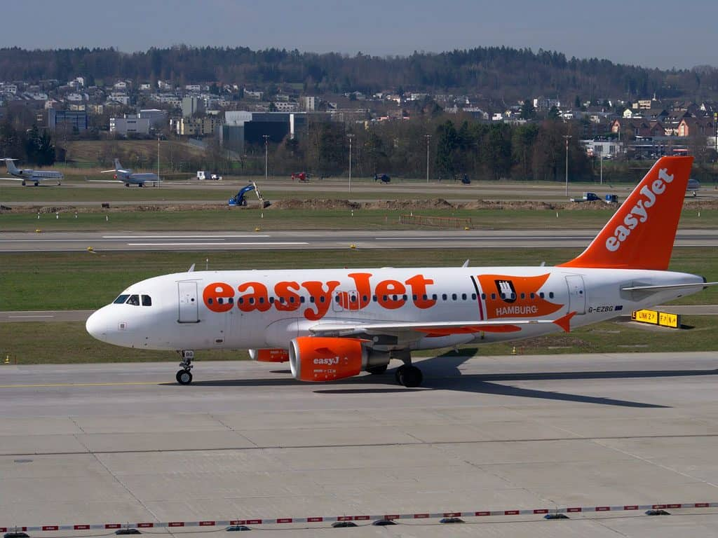 EasyJet sets up new company in anticipation of Brexit