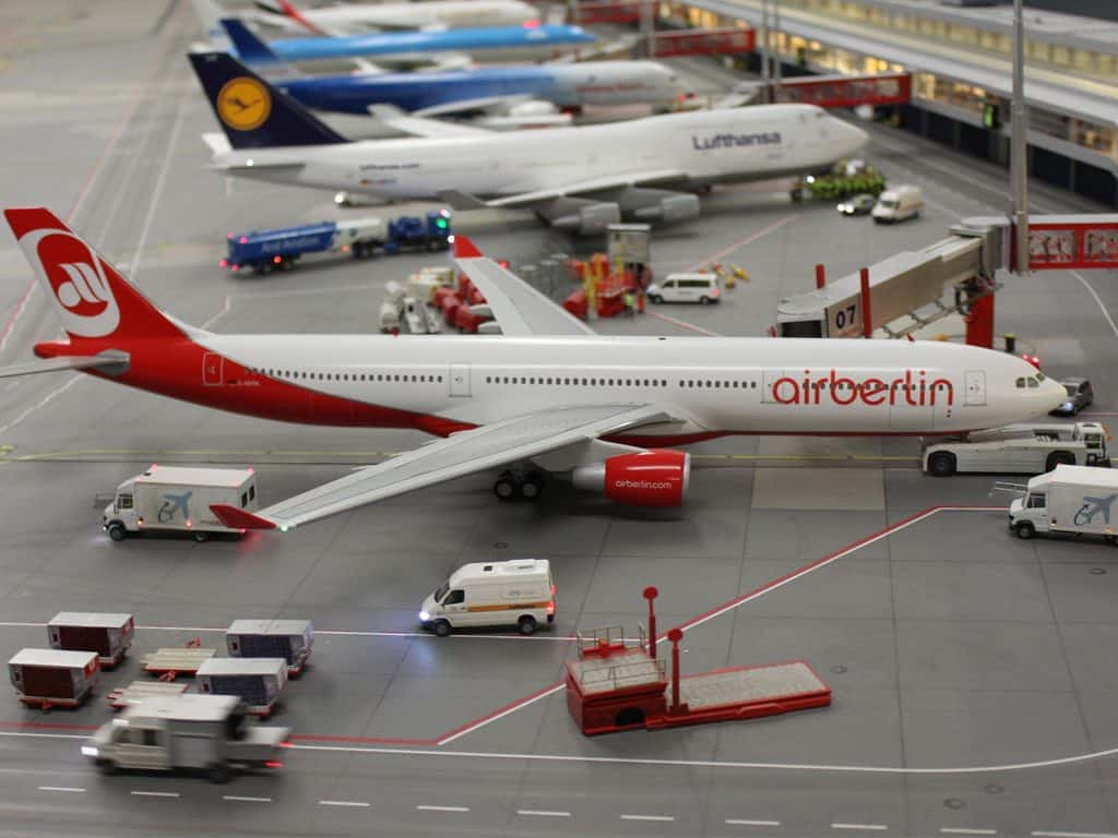 Air Berlin file for insolvency