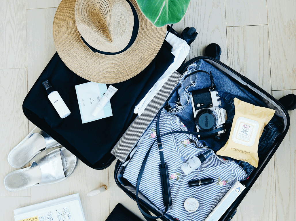 Top tips to avoid bags being delayed