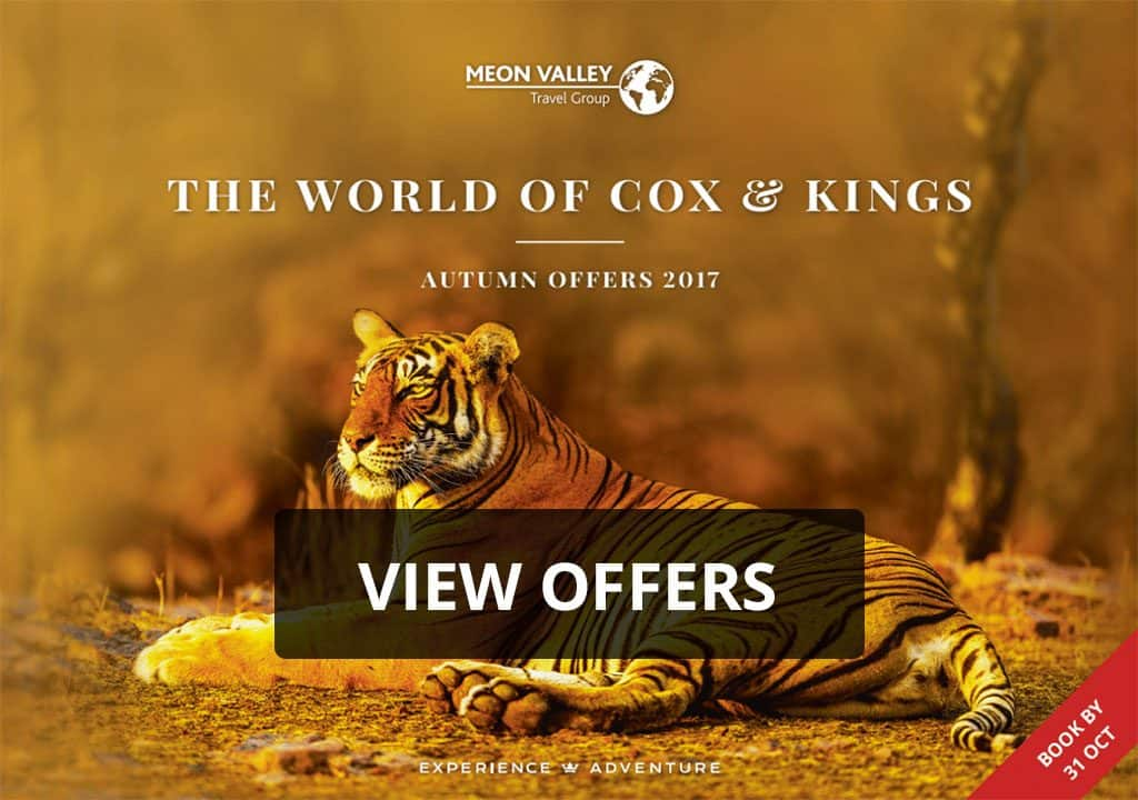 Cox & Kings Autumn Sale