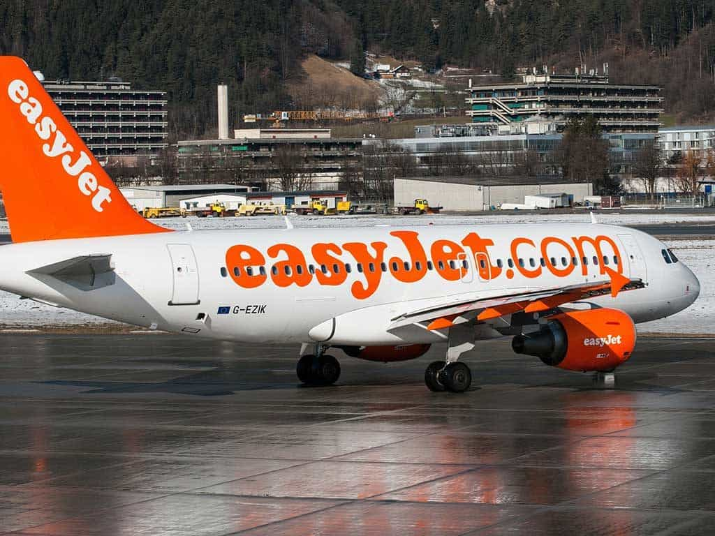 Easyjet launches new global connections