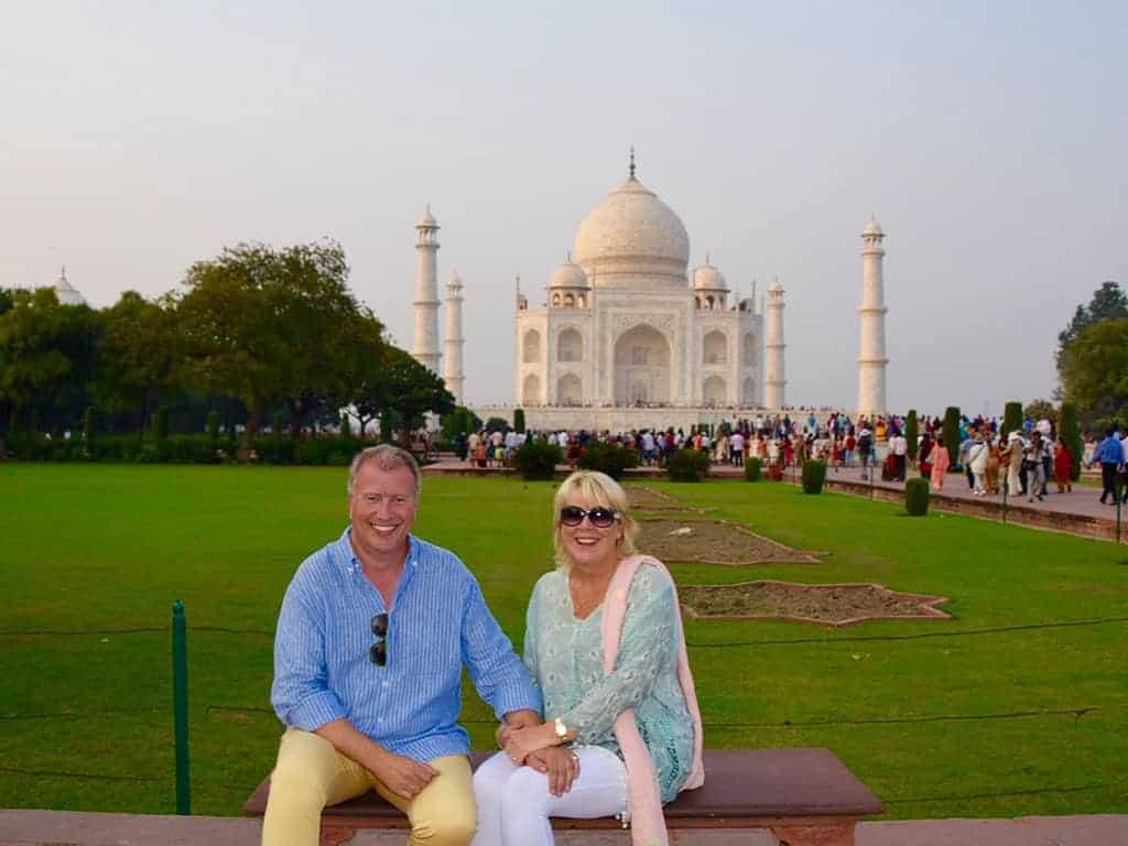 Golden Triangle India Tour Taj Mahal