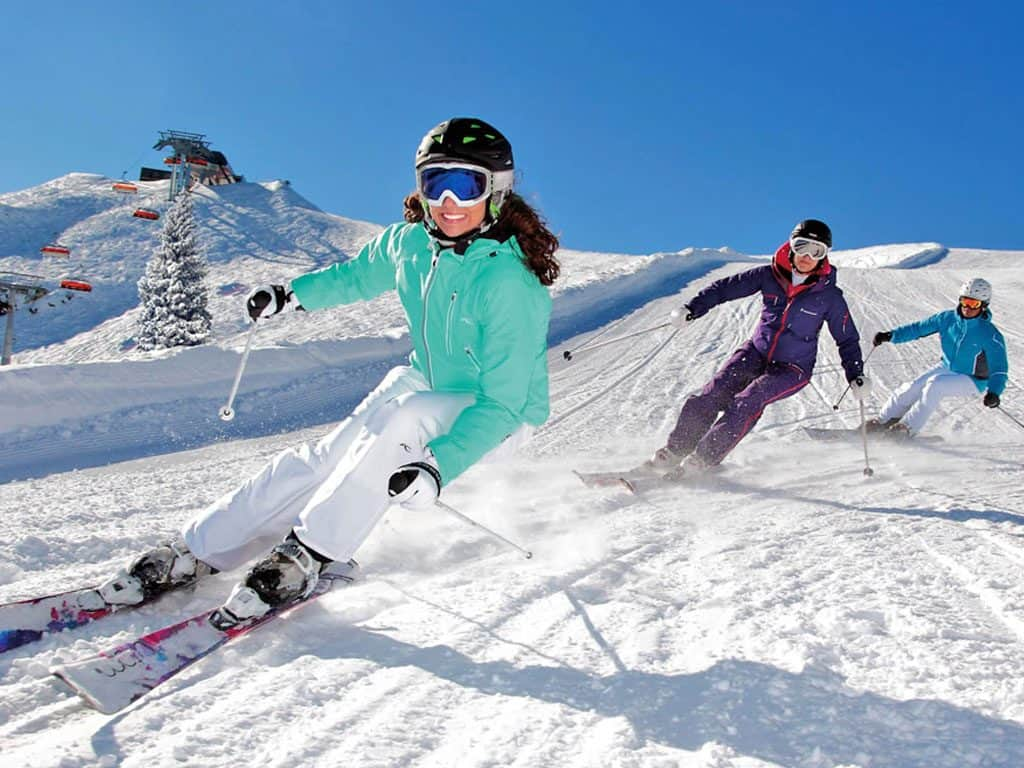 Ski Holiday savings