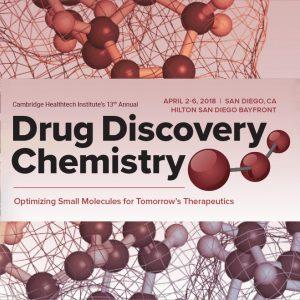 Drug Discovery Chemistry San Diego 2018