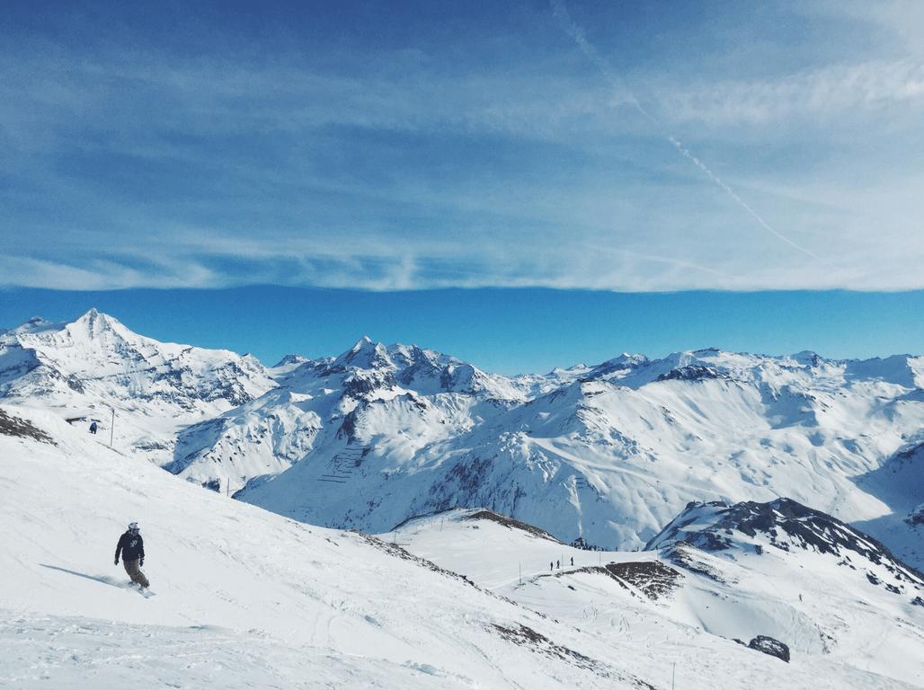 Ski Bleisure trip