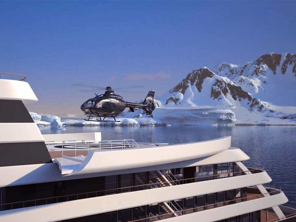 Scenic Eclipse Ultimate Antarctica