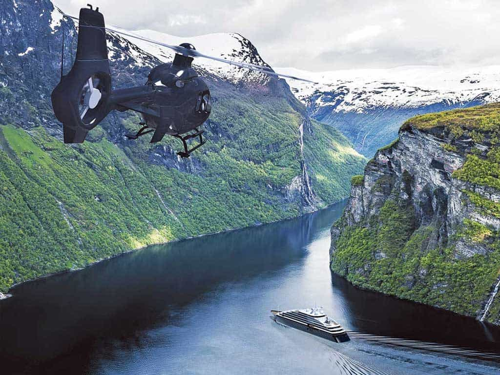 Chilean Fjords and Antarctica cruise