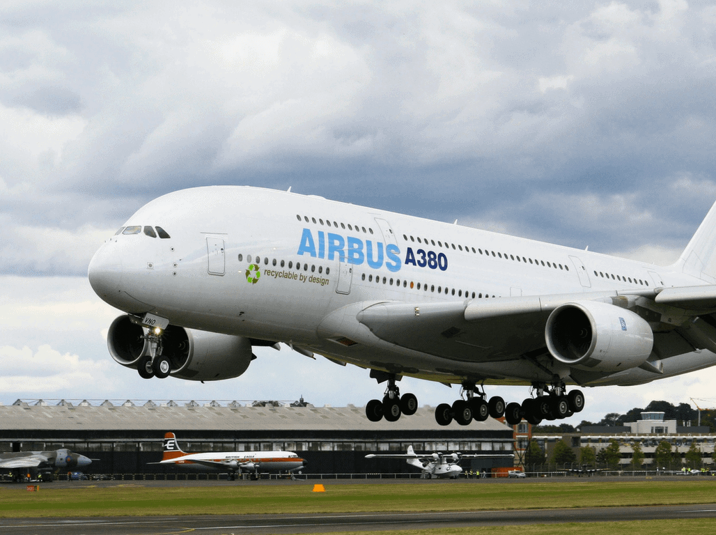Future of Airbus A380