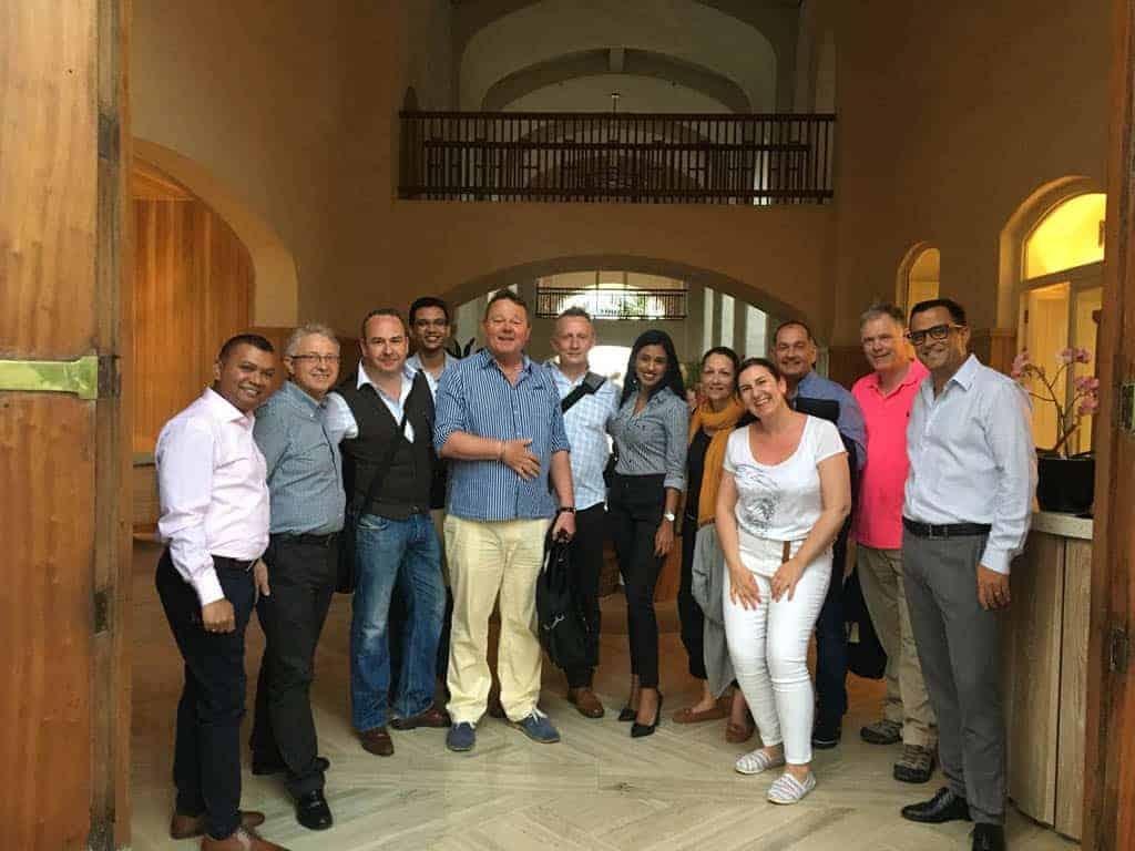 TTG Luxury Trip to One&Only Le Saint Geran Mauritius