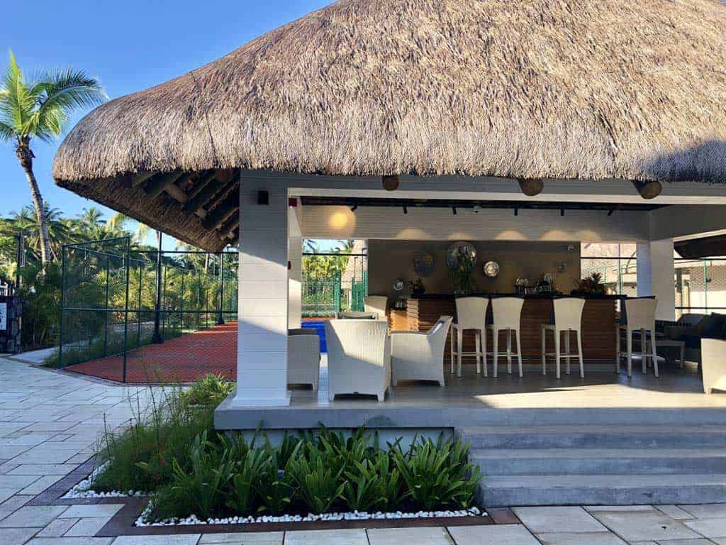 One&One Le Saint Geran Mauritius fitness centre juice bar