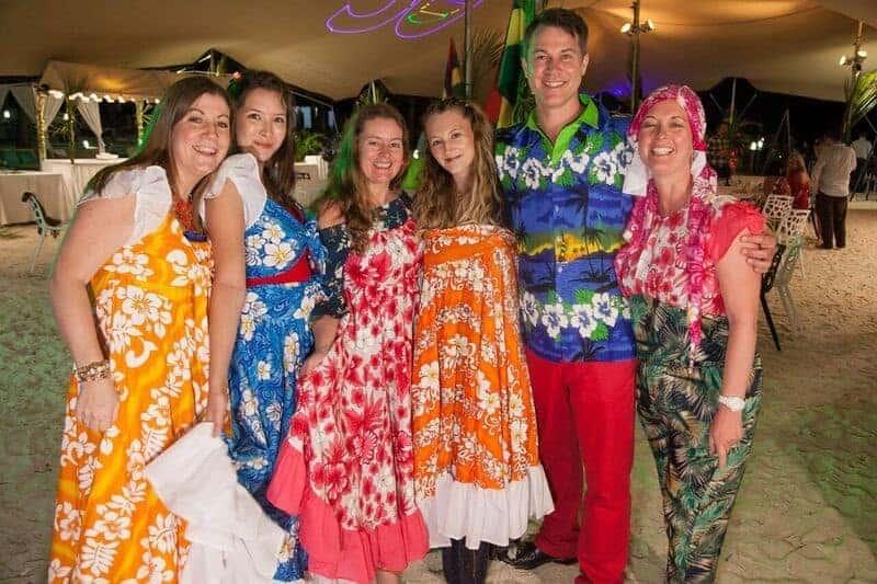 Beachcomber Fam Trip 2018