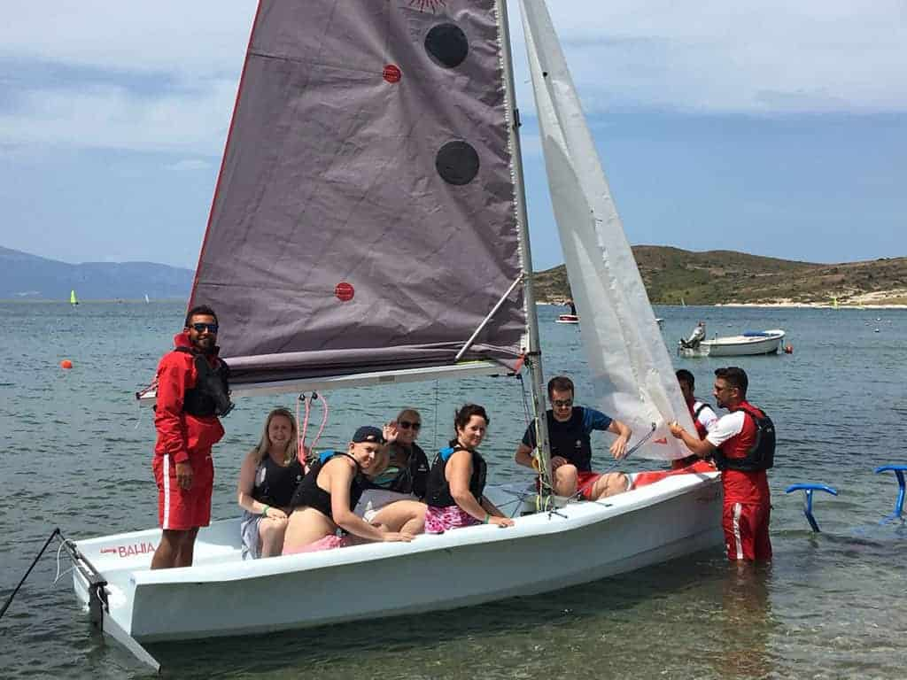 Mark Warner Sailing Phokaia Turkey