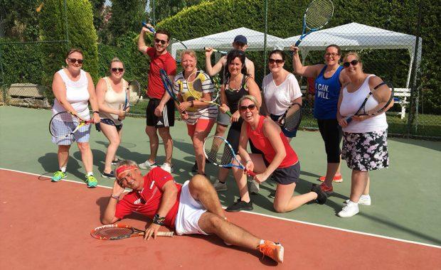 Mark Warner Tennis Phokaia