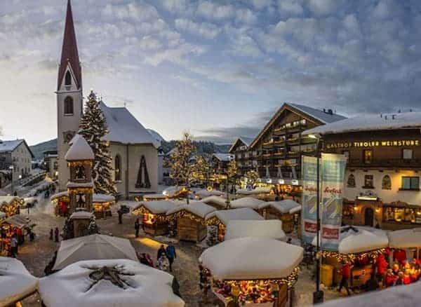 Austria Christmas Market
