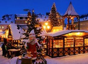 France Christmas Market