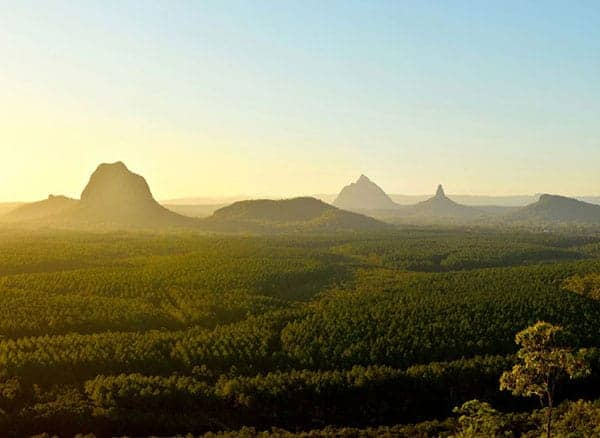 Grass House Mountains