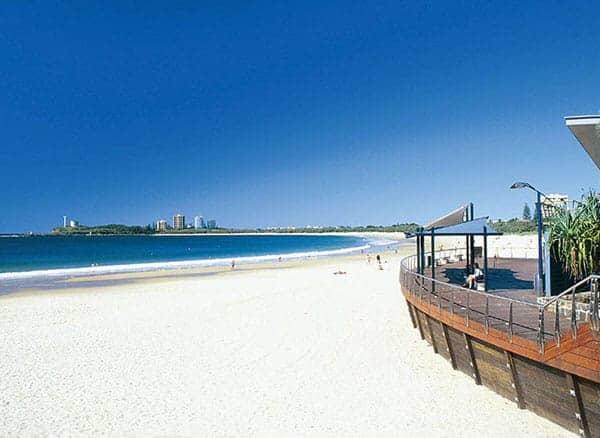 Mooloolaba Beach Australia