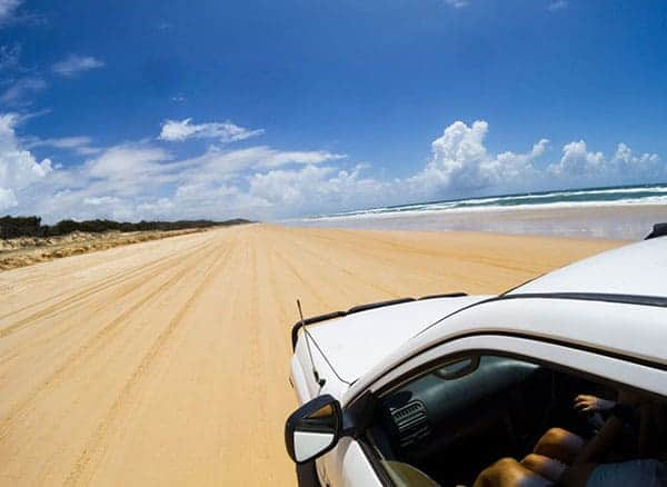 Take on Great Beach Drive