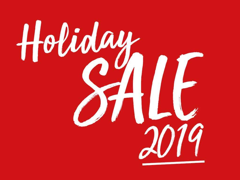 January Holiday Sale Hampshire