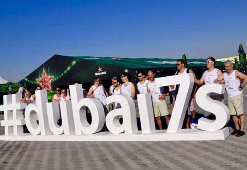 Dubai Rugby Sevens Akuma Beavers