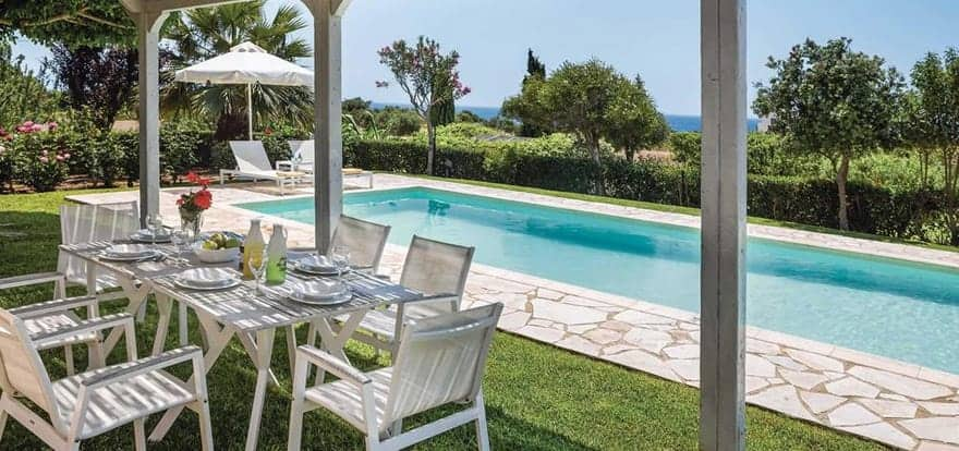 Villas from £564pp