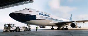 100 years british airways