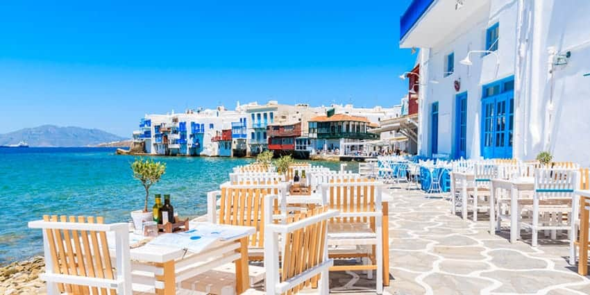 Mykonos in May