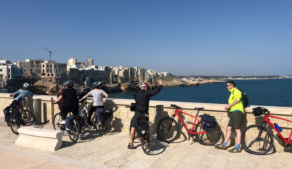 Puglia Italy Cycle Tour Review