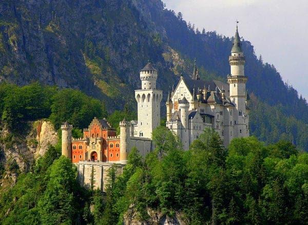 Hohenschwangau-Castle-Germany