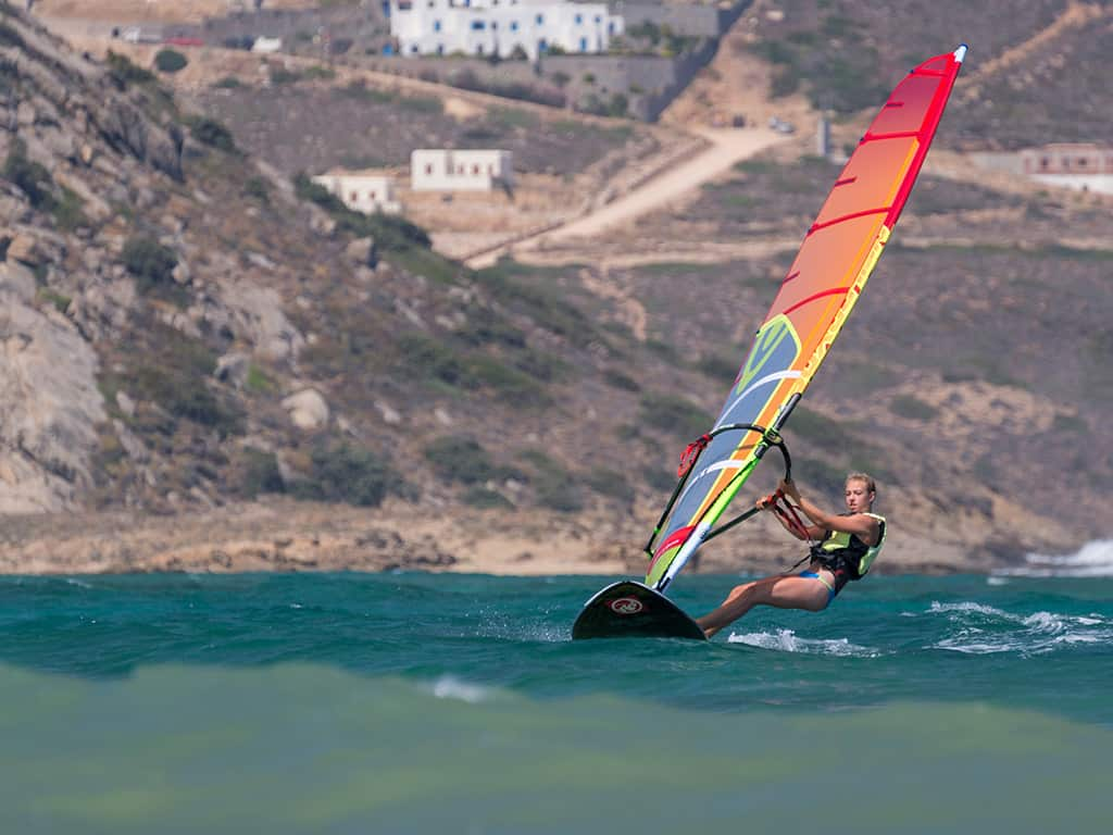 Naxos Windsurf Holiday, Greece | Book With Meon Valley Travel