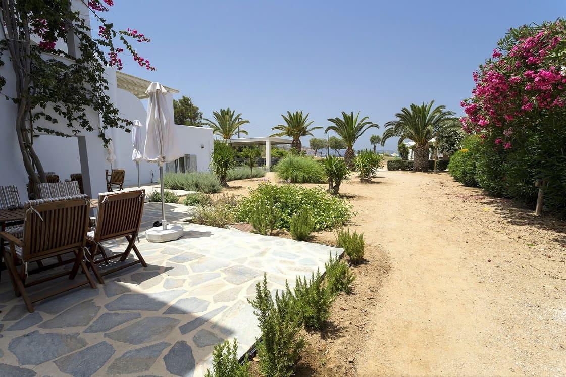 Flisvos Naxia Apartments Naxos