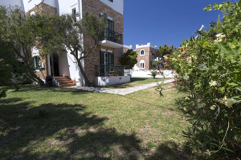 Flisvos Tasoula Apartments Naxos Greece