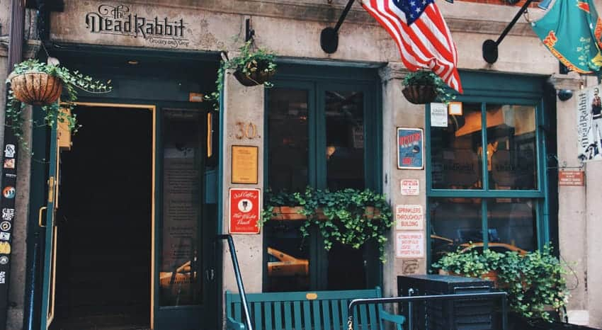 The Dead Rabbit New York