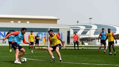 Dubai football training camps