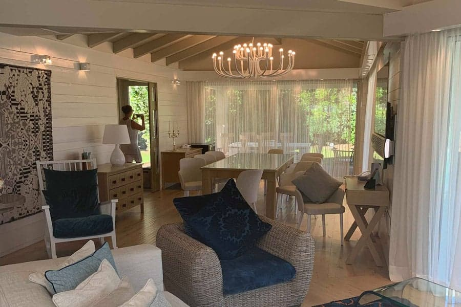 Forte Village Dining Room