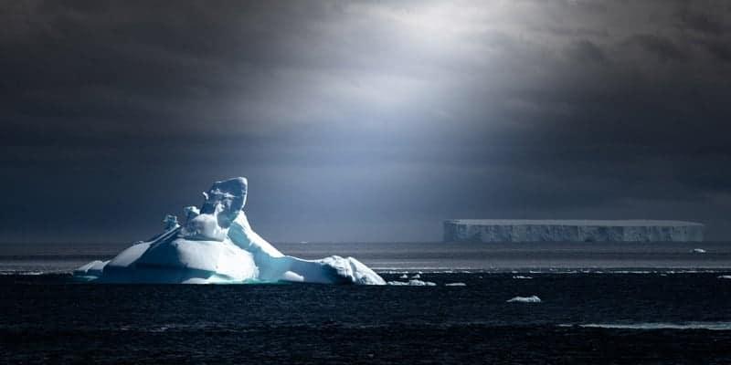Iceberg Antarctica Cruise