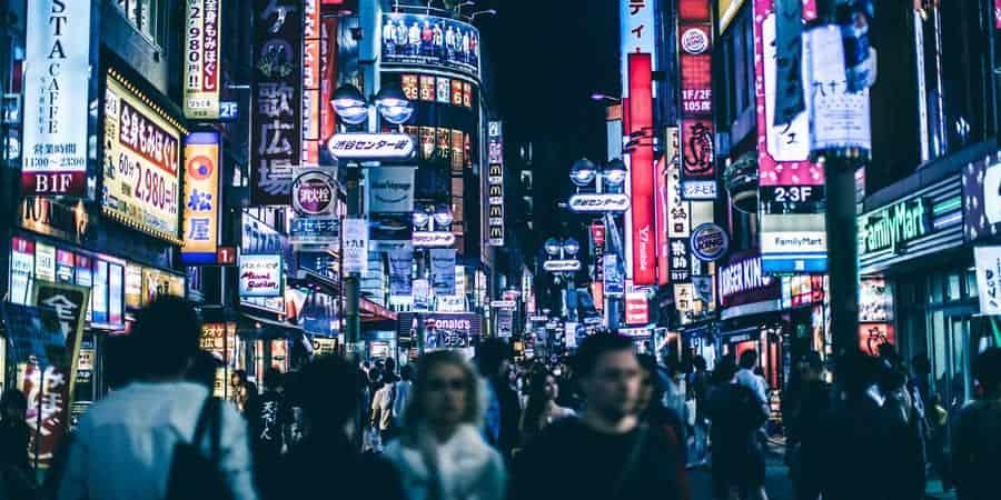 Japan Business Travel Trip