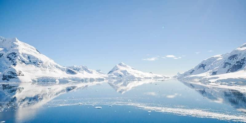 Landscape Antarctica Cruise