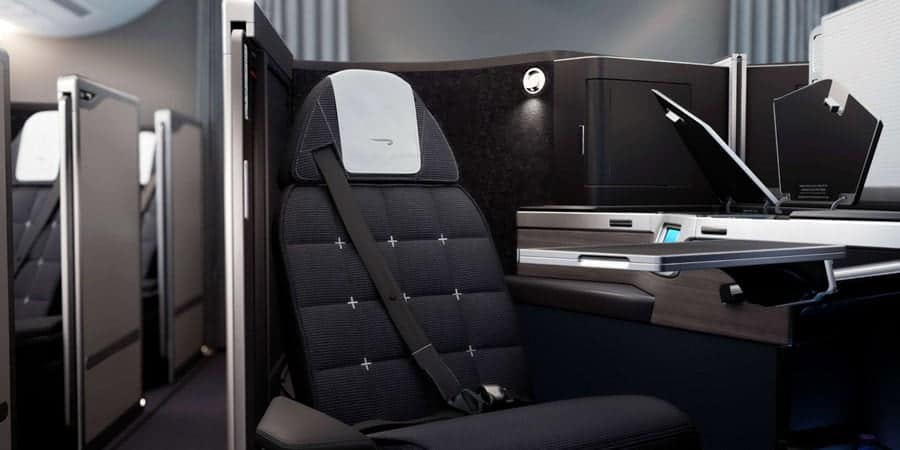 Tips Flying Business Class