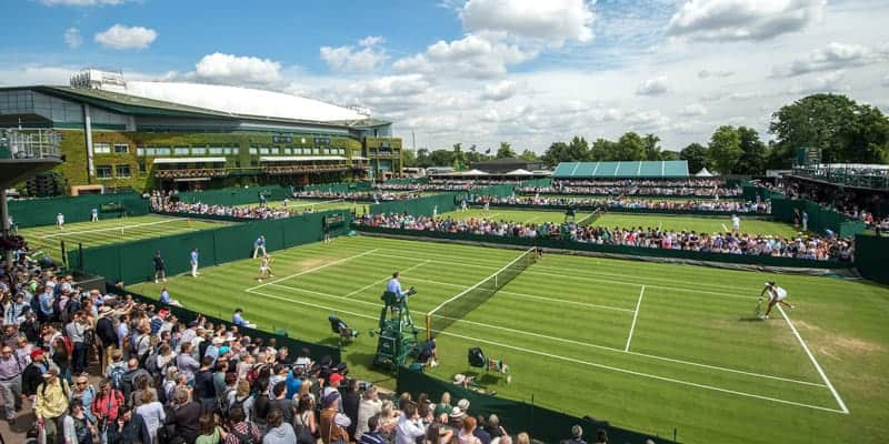 Wimbledon-Holiday