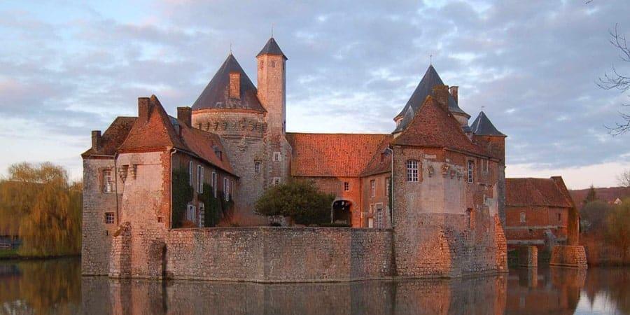 Chateaux d'Olhain