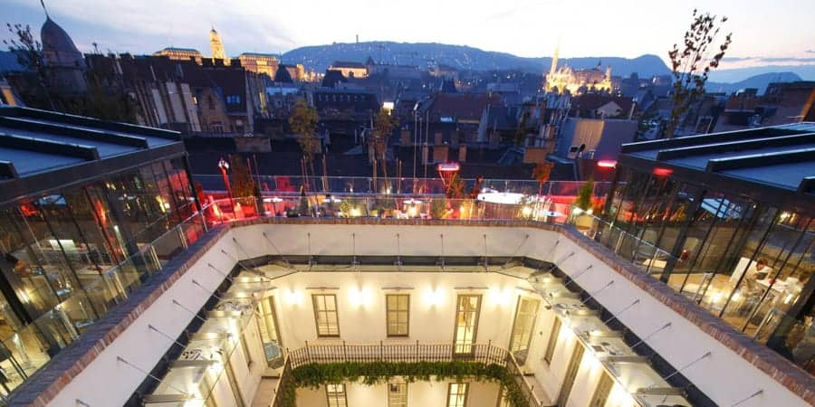 High Note Skybar Aria Hotel Budapest Rooftop Bar