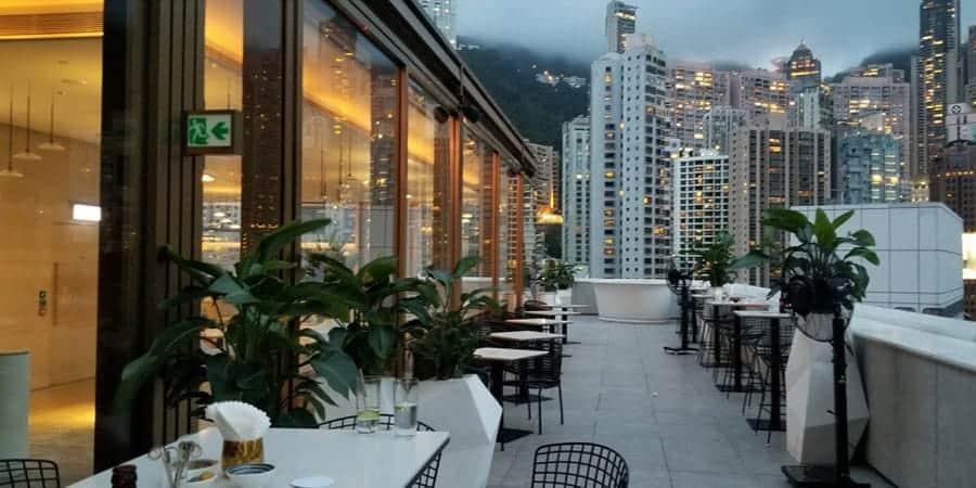 Popinjays Hong Kong Rooftop Bar