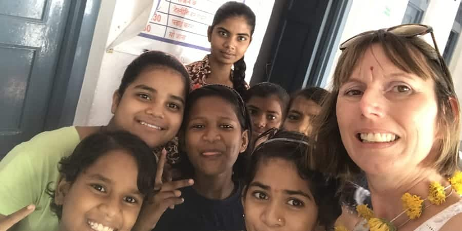 Jaipur School Tour Of India