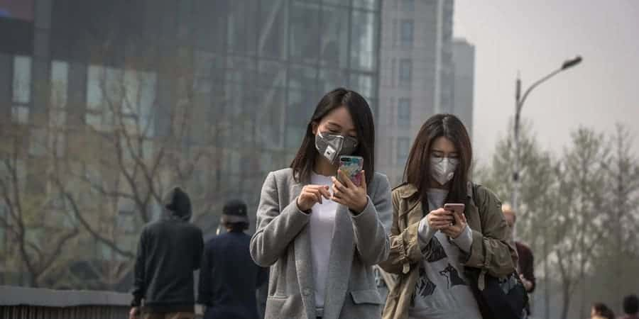 Pollution Mask China