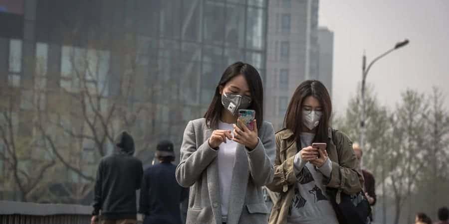 Pollution Mask China