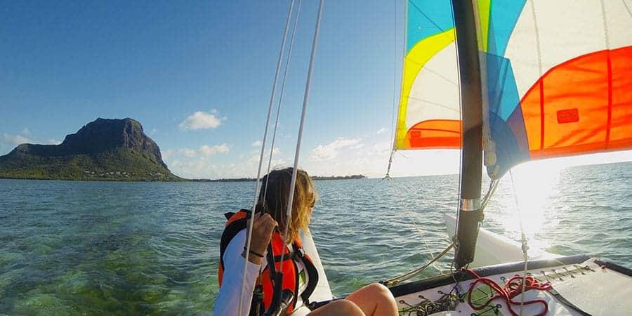 Beachcomber Paradis Watersports Mauritius