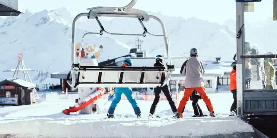 Beginner Ski Austria