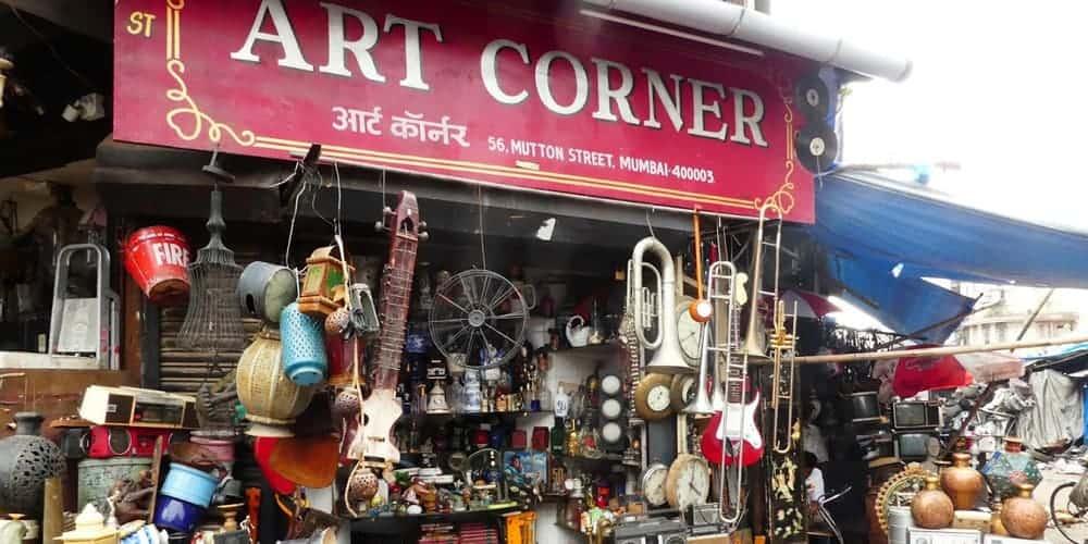 Mumbai shop