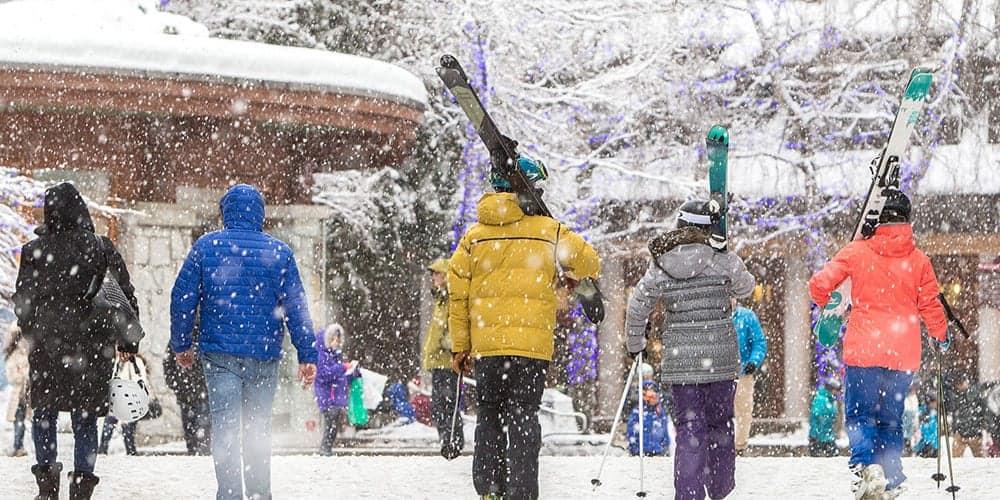 Whistler Ski Tour